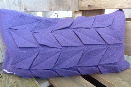 Polster violett