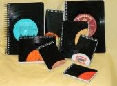Schallplattenbücher