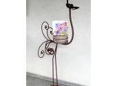Vogel-Blumentopf
